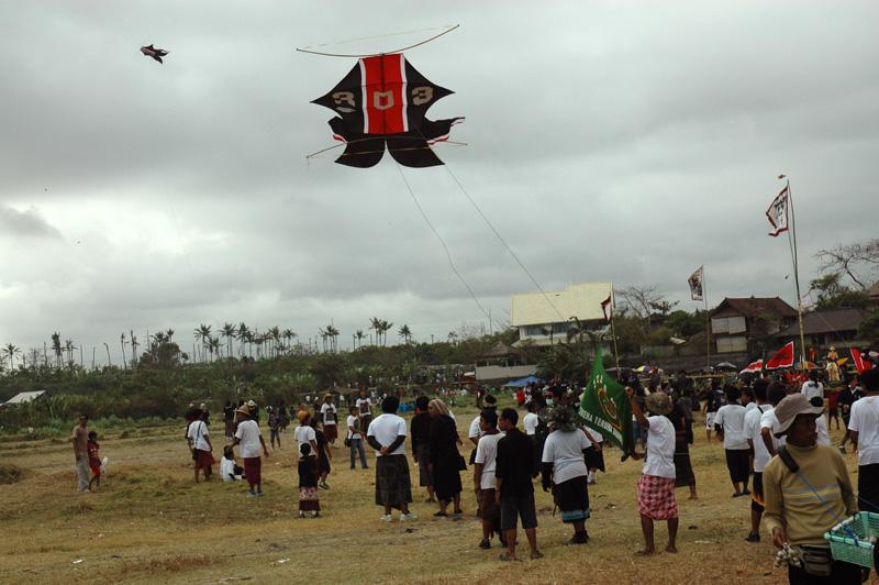Bali Kite Festival Team