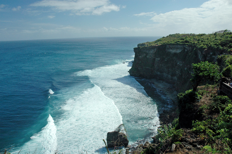 Uluwatu Temple View