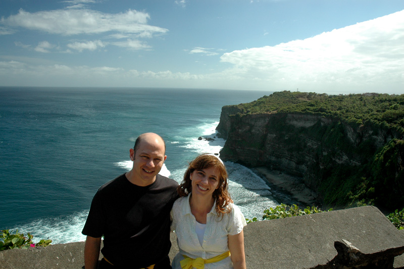 Uluwatu and us