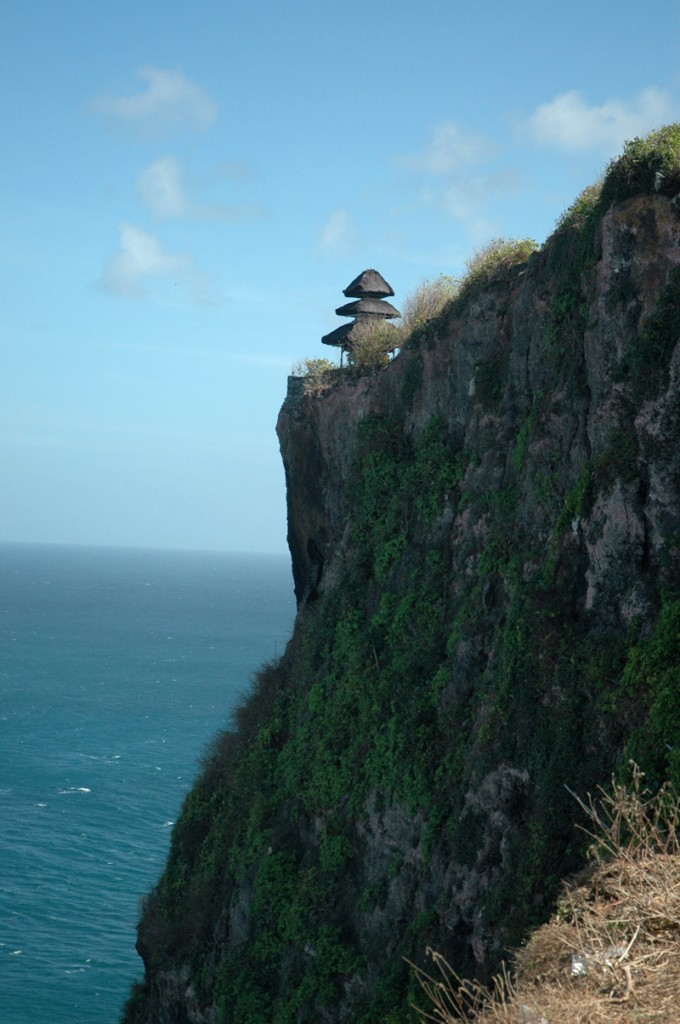 Uluwatu Temple top