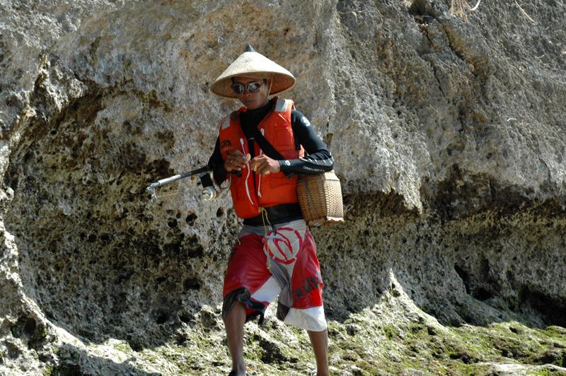 Padang Padang fishing