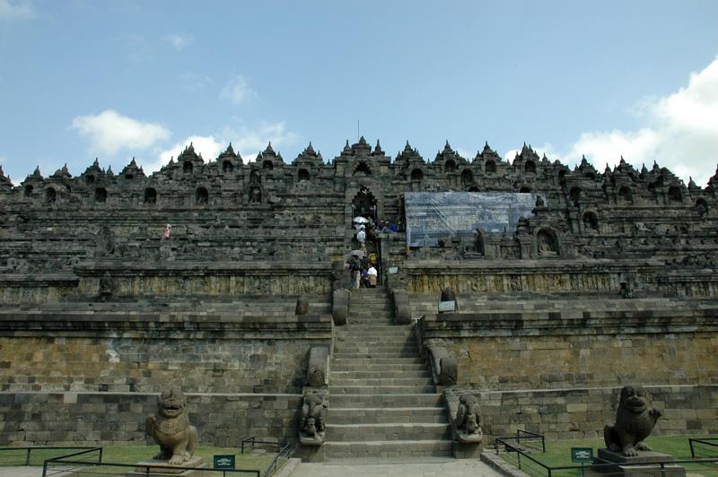 Burobudur Temple