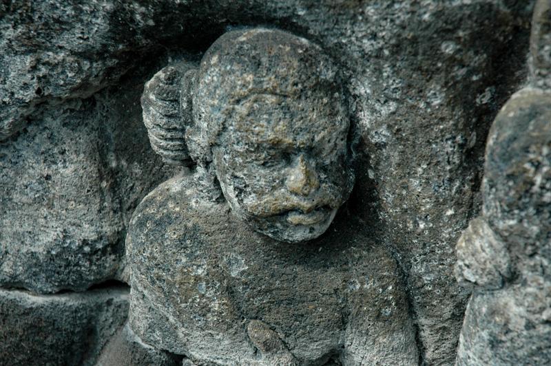 Burobudur Mustache