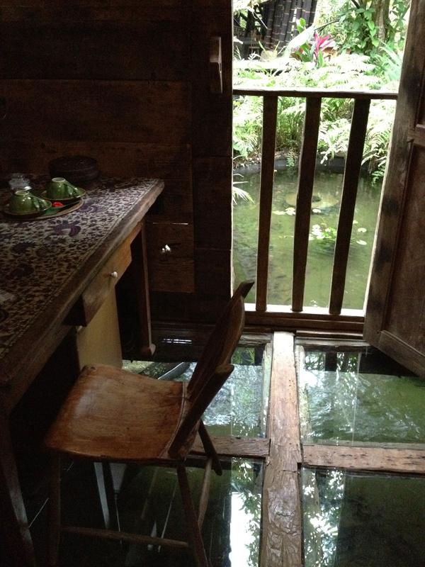 Bambu Indah, Udang House