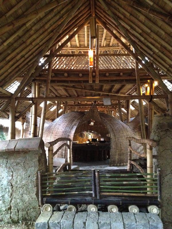 Bambu Indah Lobby